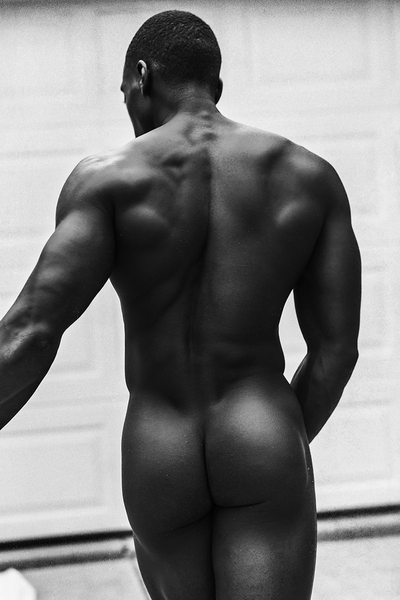 black gay raw