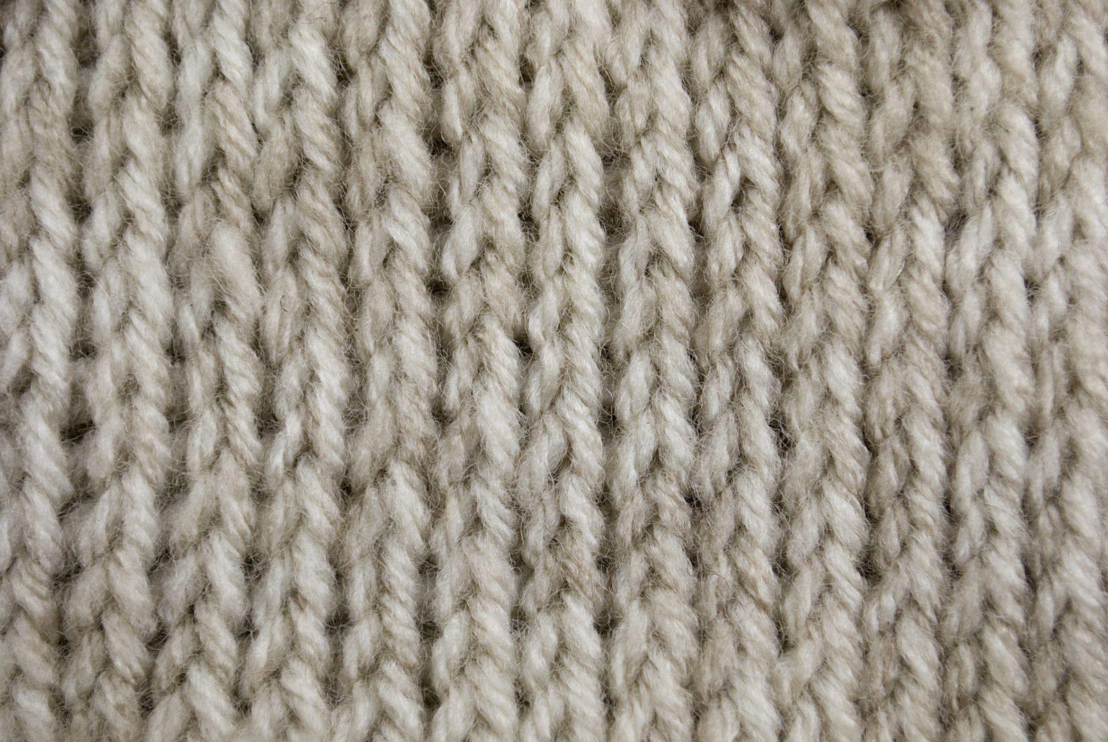 Tunisian Crochet: Tunisian Knit Stitch (Tks) | Crochet | Pinterest ...