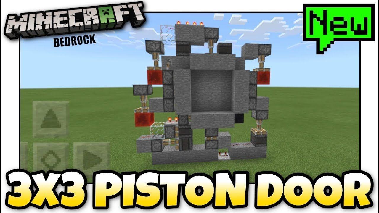 piston recipe minecraft