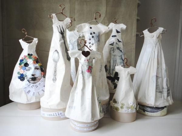 ℘ Paper Dress Prettiness ℘ The Paper Dress Collection