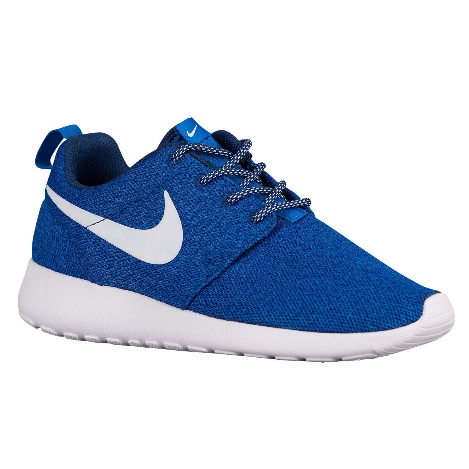 267503999ee9 Nike Women s Roshe One Coastal Blue White Blue Spark Running Shoe 8 Women  US. Removable inlaysole. Super Ventilation. Light foam sole unit.