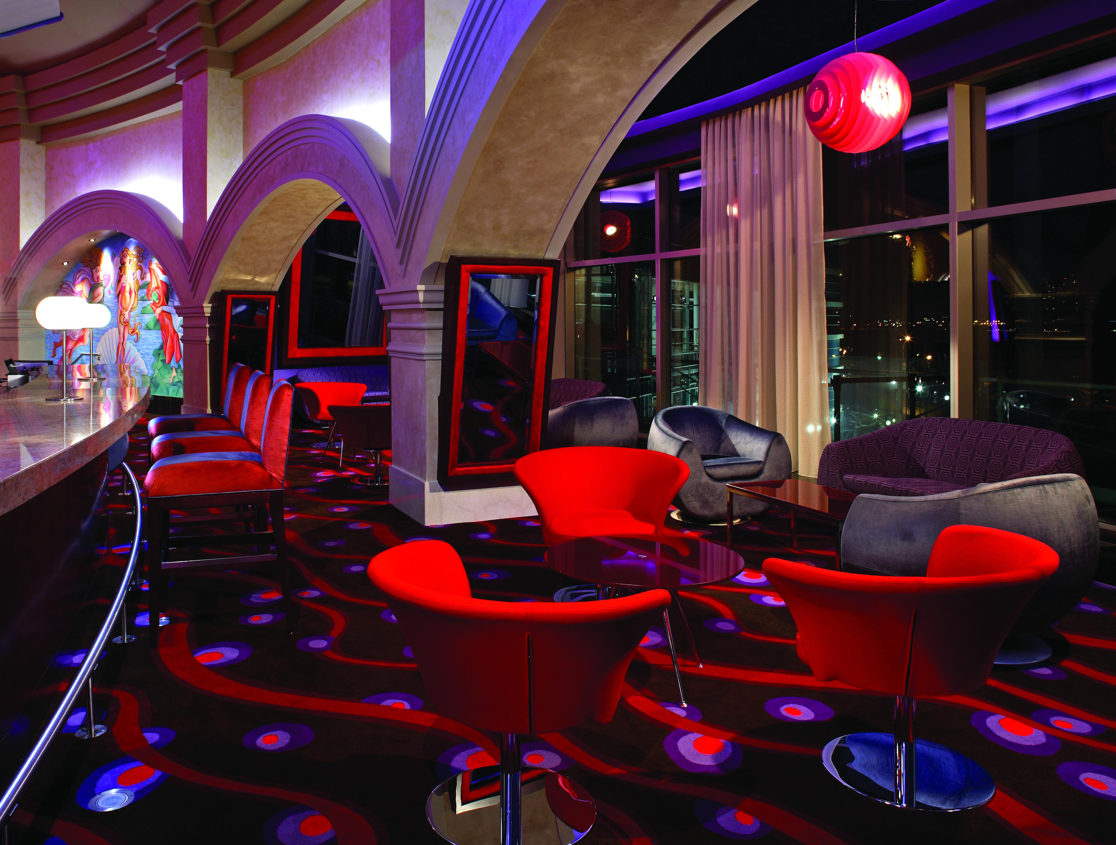 Caesars Windsor Resort Vu Bar Nightclub Value Innovation Resort Fresh Design