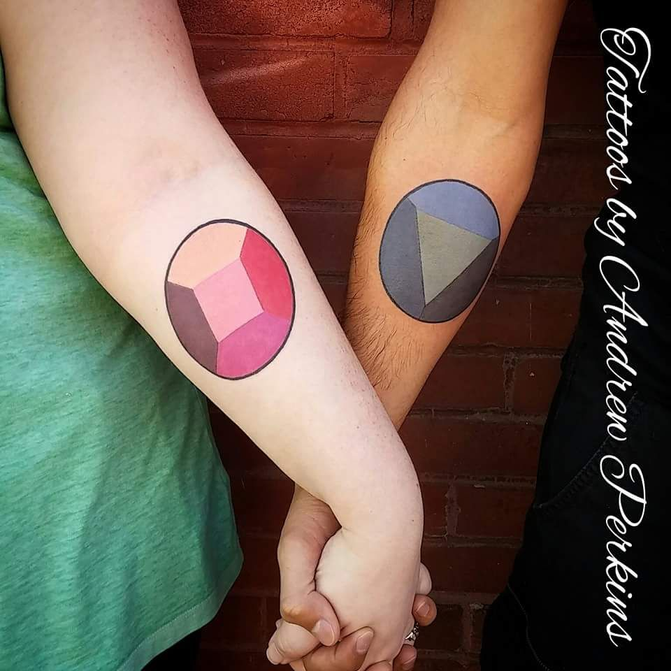 and here is the picture that artist took ruby and sapphire of steven universe done by andrew. Black Bedroom Furniture Sets. Home Design Ideas