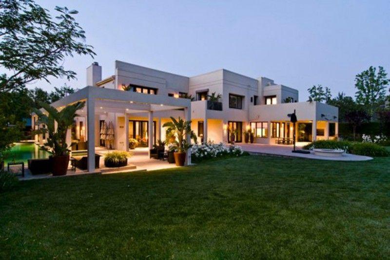 contemporary house plans Luxurious Contemporary House Plans Big