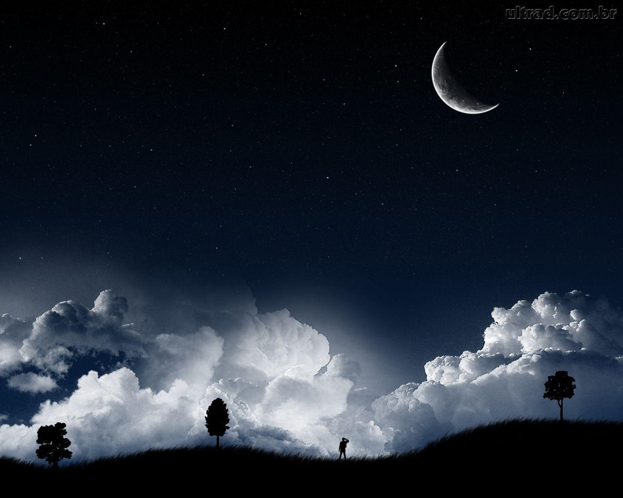 Resultado de imagem para imagens de noites estreladas