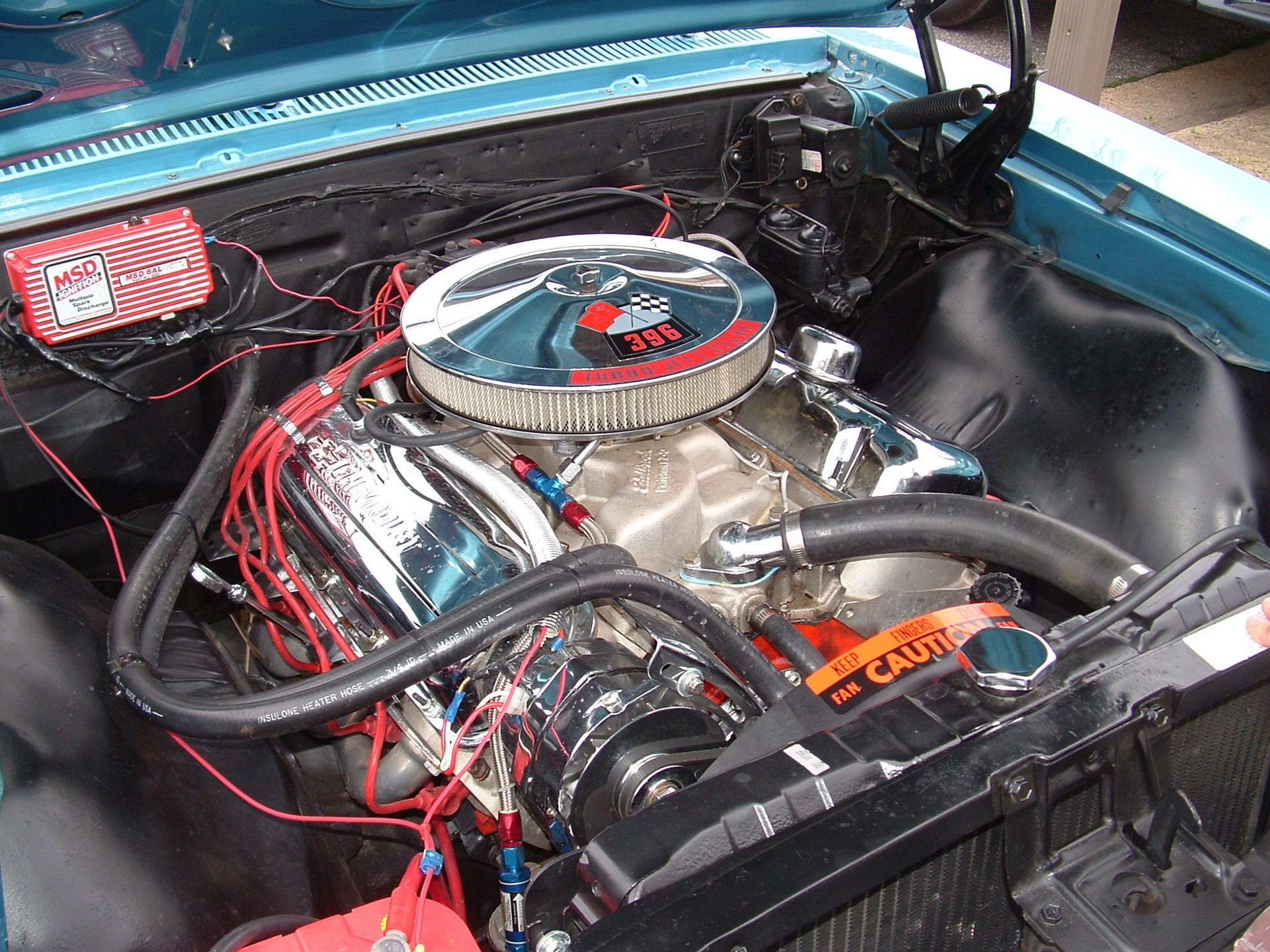 American Muscle Cool Hot Rod Engines Pinterest