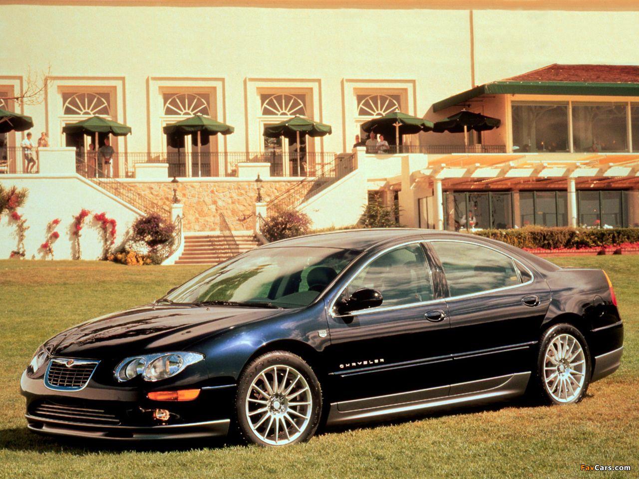 2002 Chrysler 300m Special Chrysler 300m Chrysler Bmw