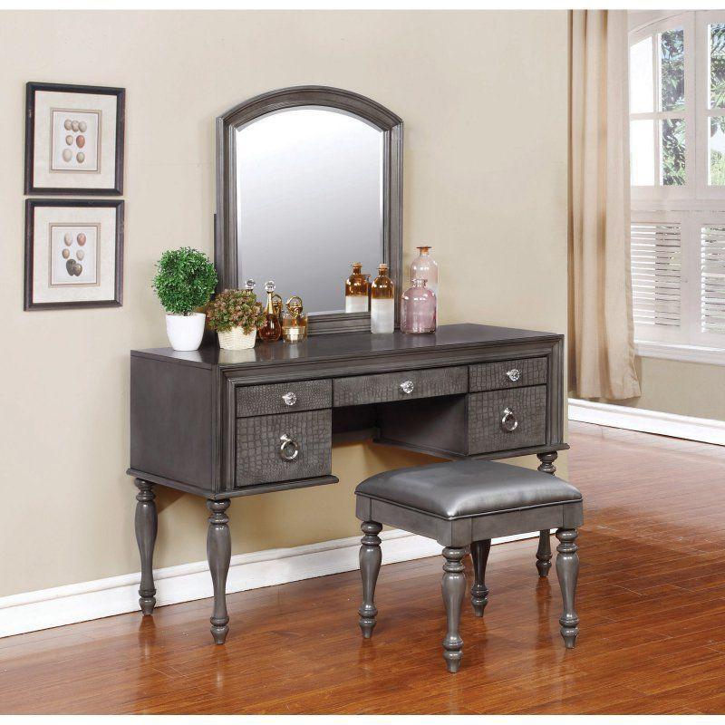 Avalon Furniture Rodeo Drive Vanity Set B00029 Vset Vanity Set