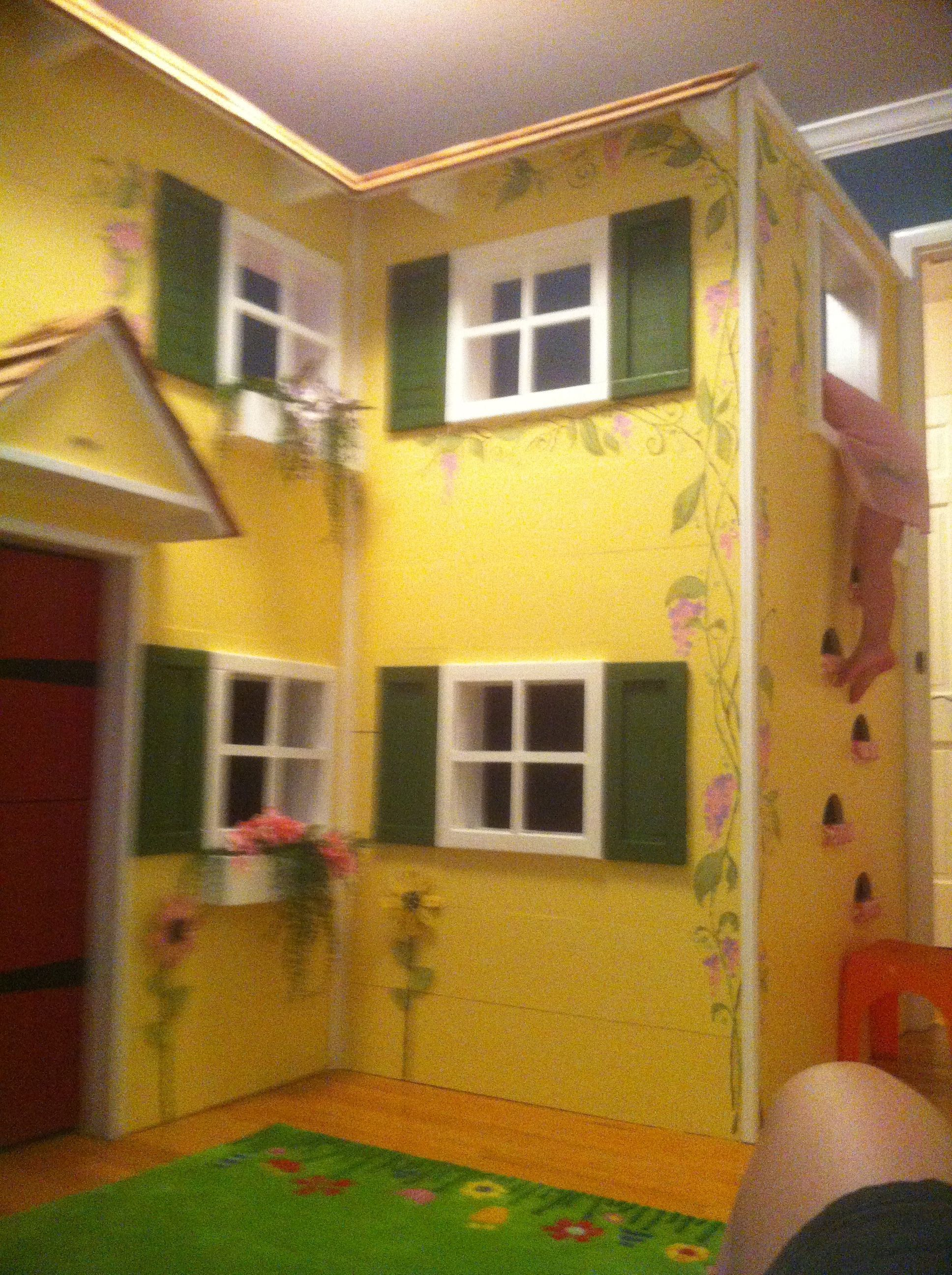 Play Loft Plans playhouse loft bed Do It Yourself Home