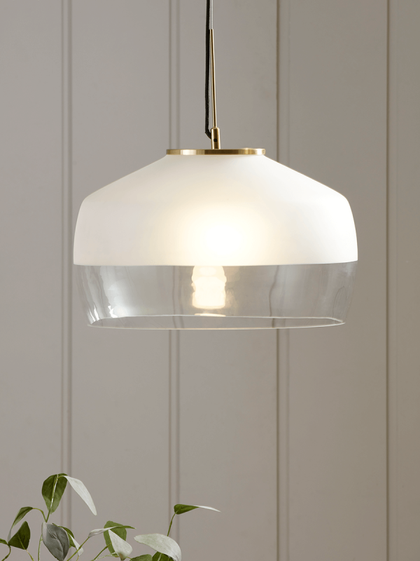 New Oversized Frosted Glass Brass Pendant New Lighting New This Season Oversized Pendant Light Glass Pendant Light Brass Pendant Light