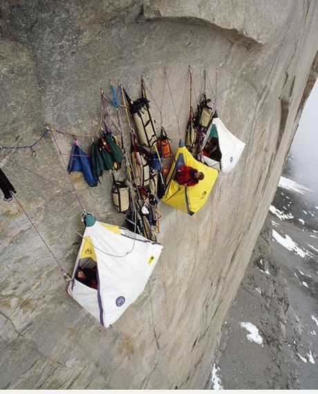 Bergsteigen, Abenteuer