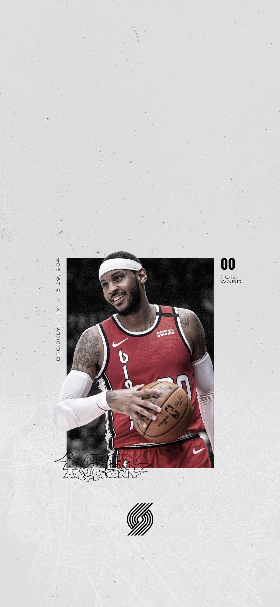 Carmelo Anthony Wallpaper Carmelo Anthony Wallpaper Carmelo Anthony Best Nba Players