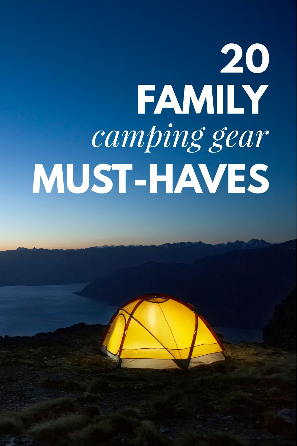 Photo of Family Camping Gear Essentials | Christmas Gift Guide