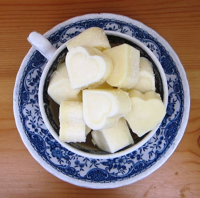 vanilla butter bath melts