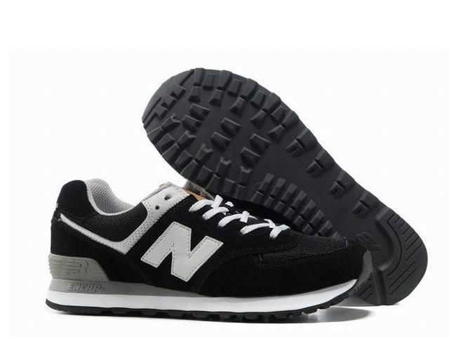 new balance noir 574 homme