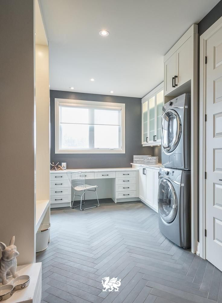 cambria harvest laundry room ideas | No matter the chore, stay productive by adding a ...