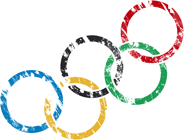 Compete In The Olympics Track Field Trials Olympic Logo Olympic Rings Olympic Mascots