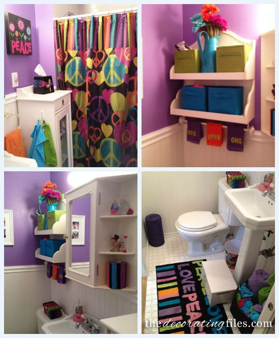Clever Bedroom Organize Ideas | Room Decorating Ideas: A Unique Girlu0027s  Bedroom With A Mod · Little Girl BathroomsLittle ... Part 86
