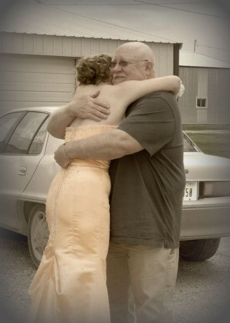 No matter how old I get, I will always be grandpas little girl.3