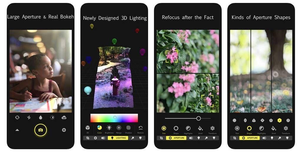 No Iphone Xs This App Brings Depth Control To Older Dual Lens Iphones Iphone Bokeh App