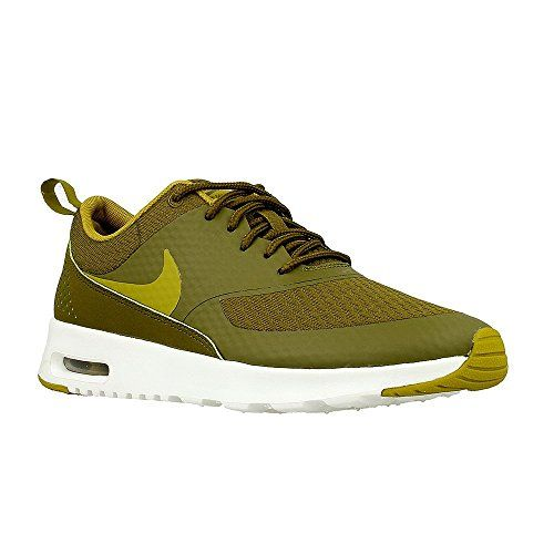 072e0a828a211 Nike Womens Air Max Thea TXT Olive Synthetic Trainers 7.5 US | Nike ...