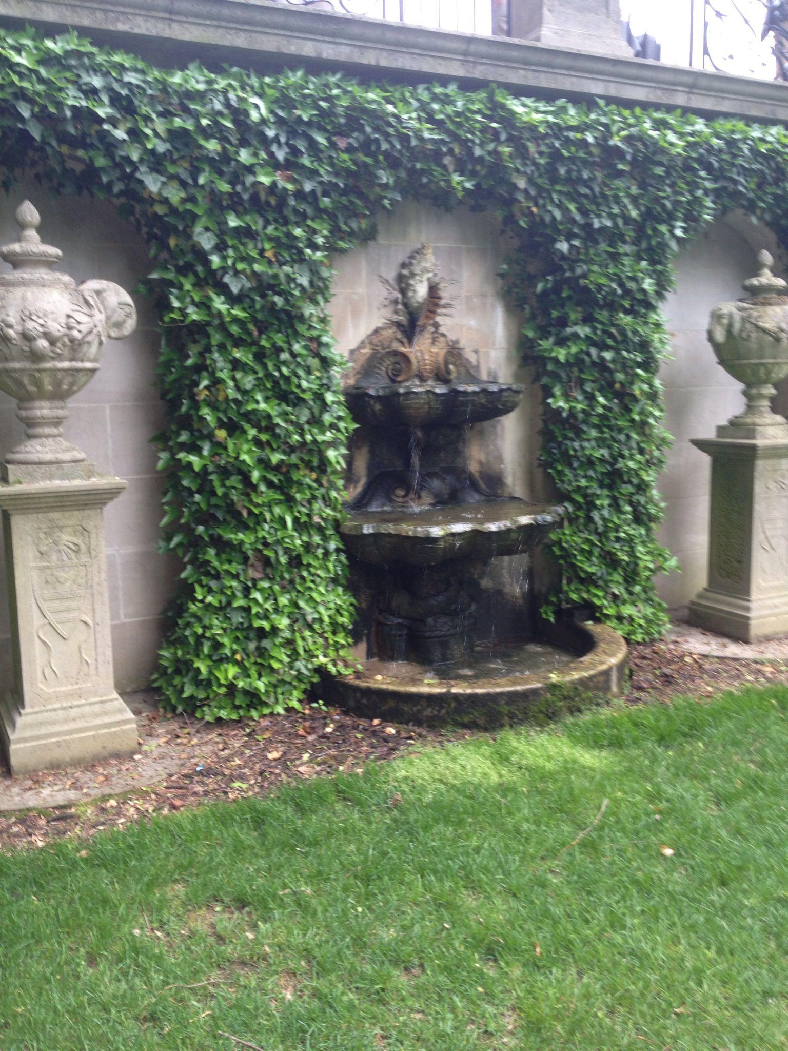 Bon Italian Water Garden Wall Fountains