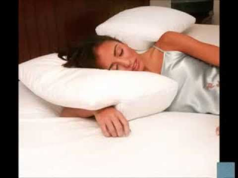 Pillows For Side Sleepers Deals With Shoulder Pain While