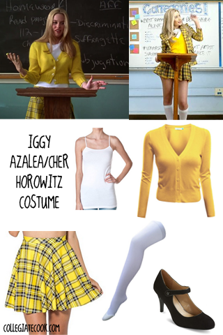 Halloween 2020 Meta 2014 Halloween Costume Ideas: Go meta as Iggy Azalea as Cher