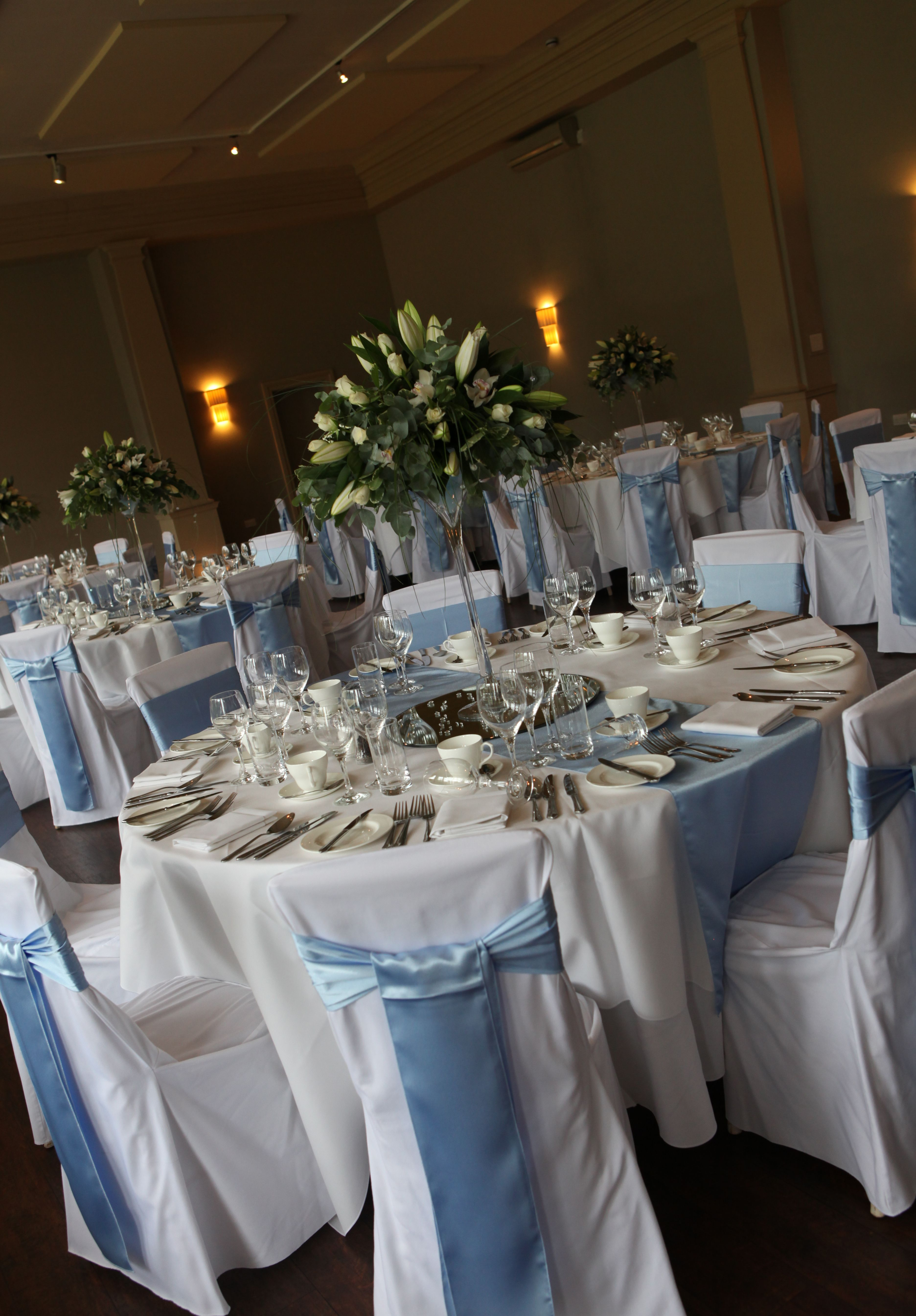 Remarkable Sky Blue And White Stubton Hall Modernheritagestyling Co Interior Design Ideas Clesiryabchikinfo