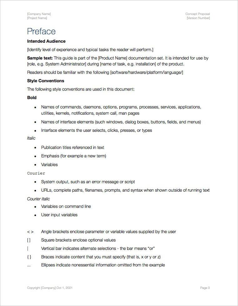 Concept Proposal Template Apple Iwork Pages Templates Forms Checklists For Ms Office And Apple Iwork Note Template Proposal Templates Note Card Template