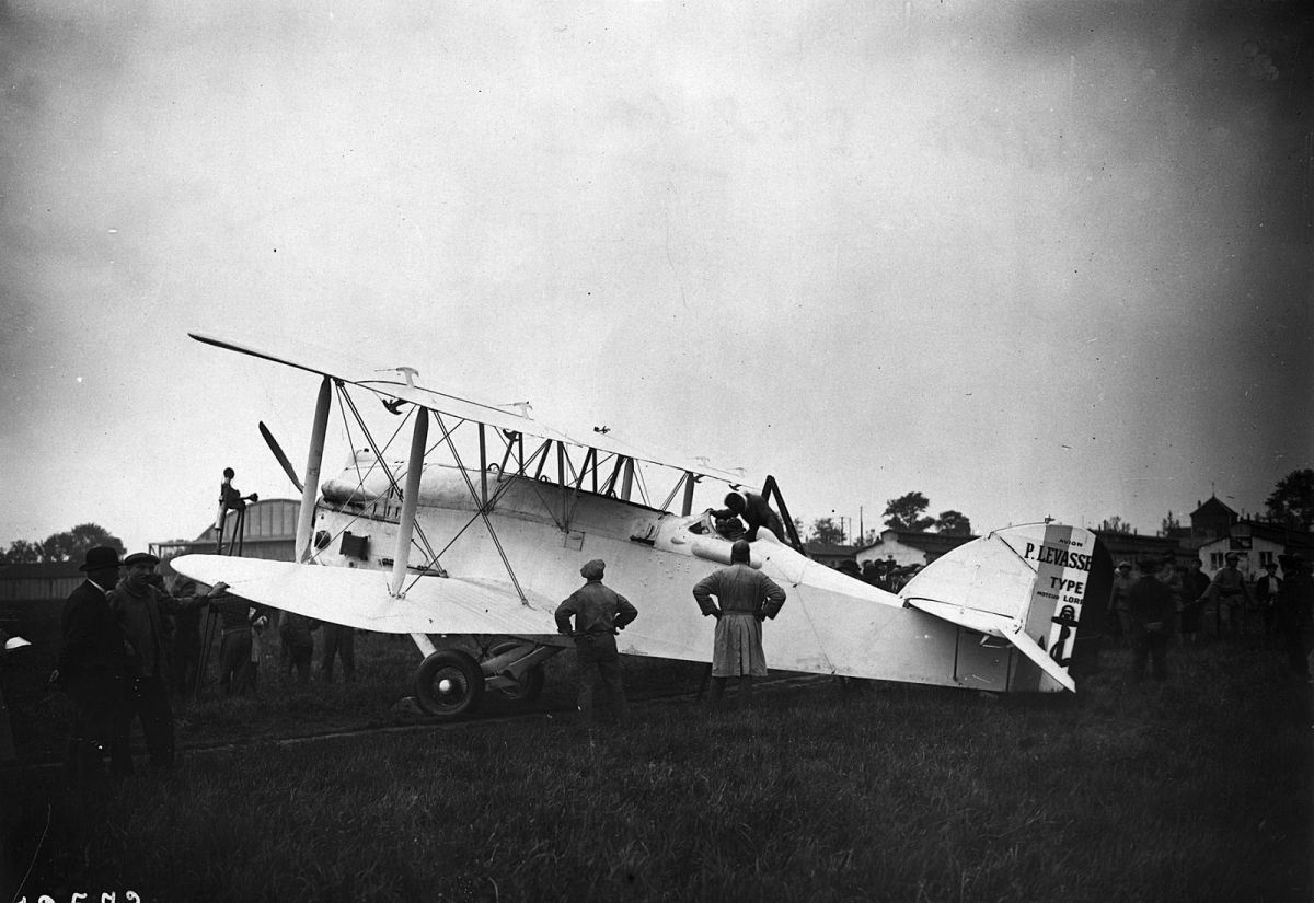 8 May 1927 Le Bourget Aviation Civile Oiseaux
