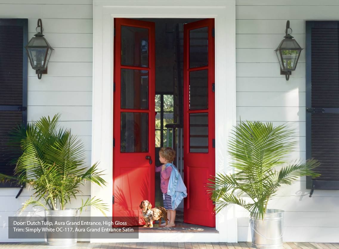 pin by bloomington paint wallpaper on front doors on benjamin moore exterior color chart id=17004
