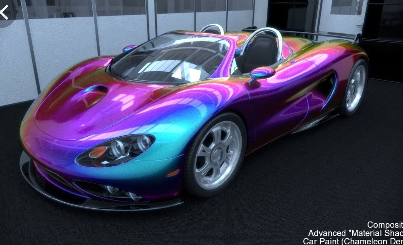 Idea by Nevaeh Love on If It Moves.... Purple car, Car