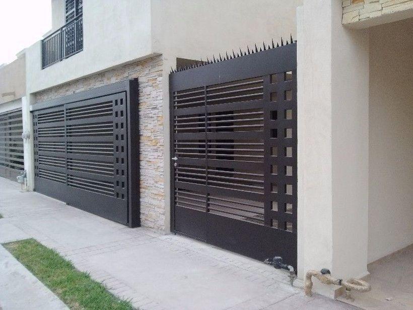60 Amazing Modern Home Gates Design Ideas House Design Diy Home