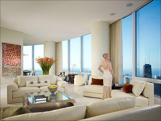 Architecture Art Amp Interior Design Trump Tower Chicago