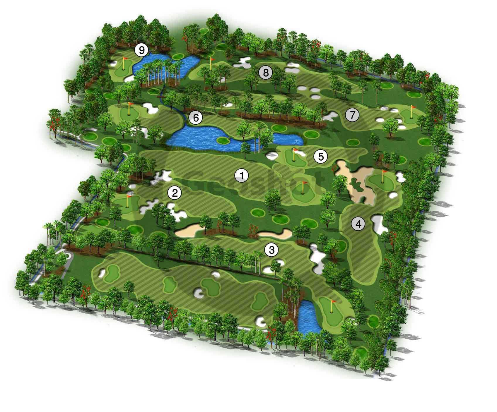 Golf Course Maps Golf Course Mapping Yardage Books Golf Courses Golf Golf Design