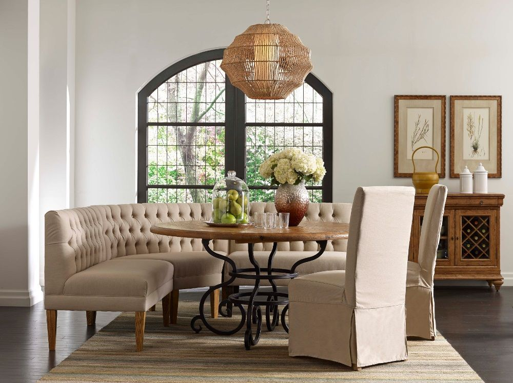 Who Says Dining Room Furniture Can T Be Just As Comfortable As Your Living Room Kincaid Furniture Furniture Hudson Furniture North carolina dining room furniture