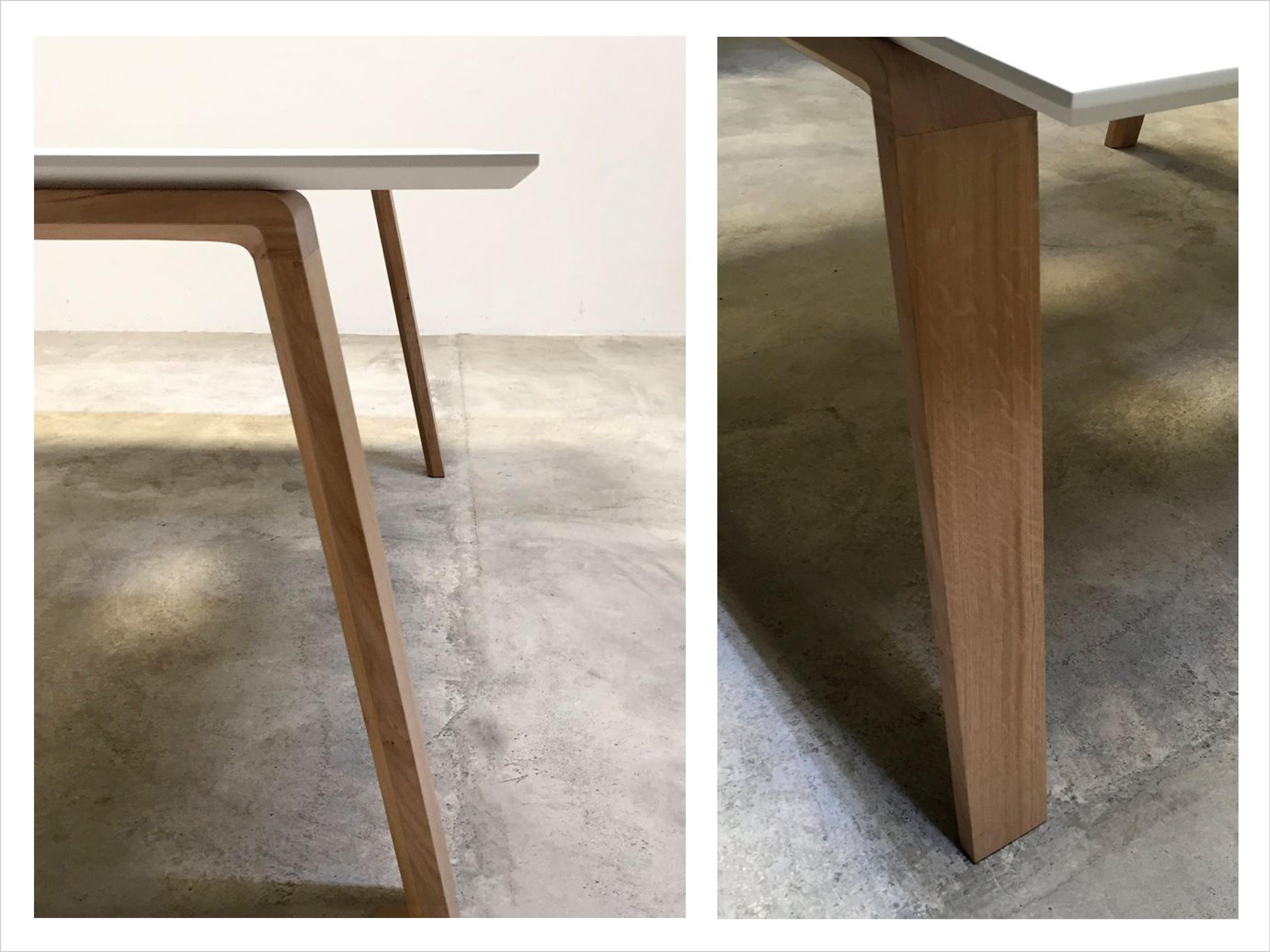 Superb Boss system tables to Famo design by Aitor G de Vicu a AGVestudio