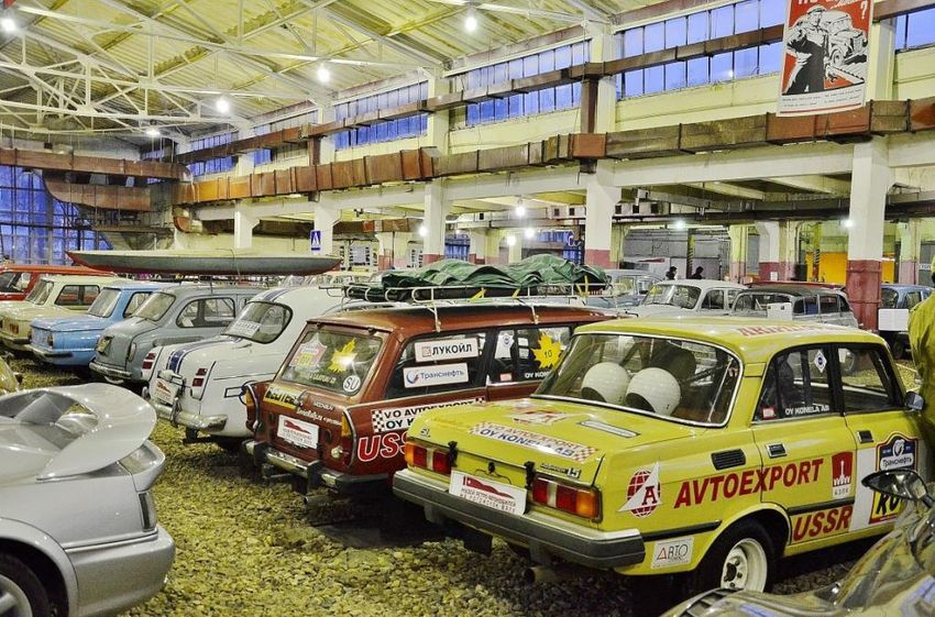 Wondrous The world's largest museum of cars