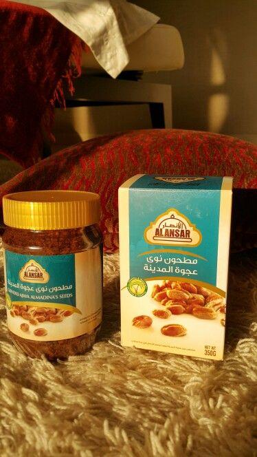 قهوة مطحون نوي تمر عجوة المدينة المنورة Ramadan