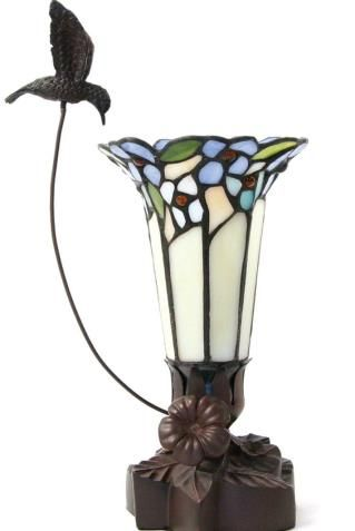 Tiffany Lamp Urn With Hummingbird Products I Love In 2018
