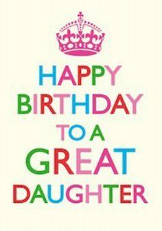 Beste quote verjaardag dochter - Google zoeken | Fijne verjaardag JI-69