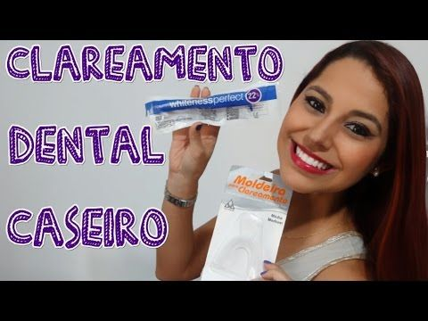 Clareamento Dental Caseiro Do Dentista Sem Bicarbonato Diario Da