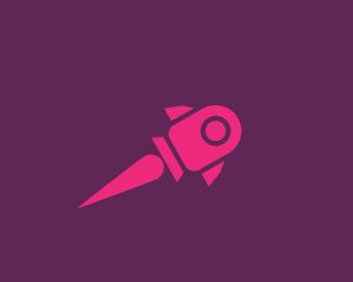 Rocketts | Branding, Flat logo design, Logo design inspiration