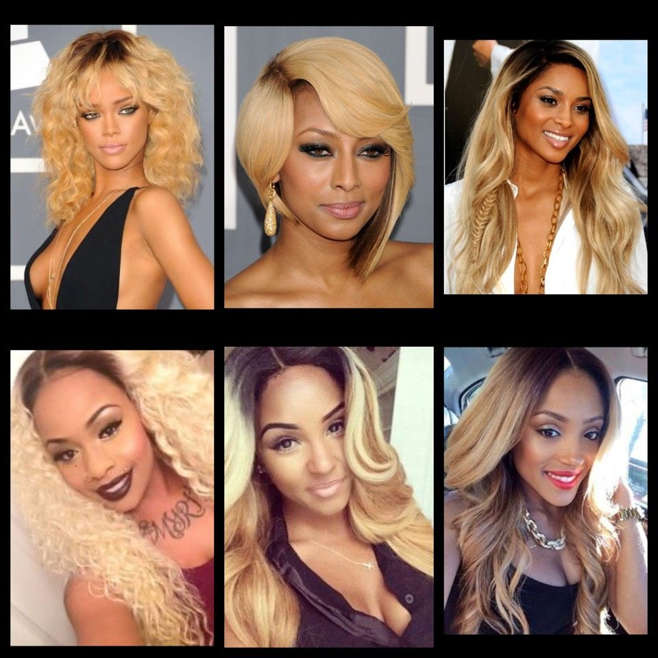Best Hair Color For Dark Skin Tone