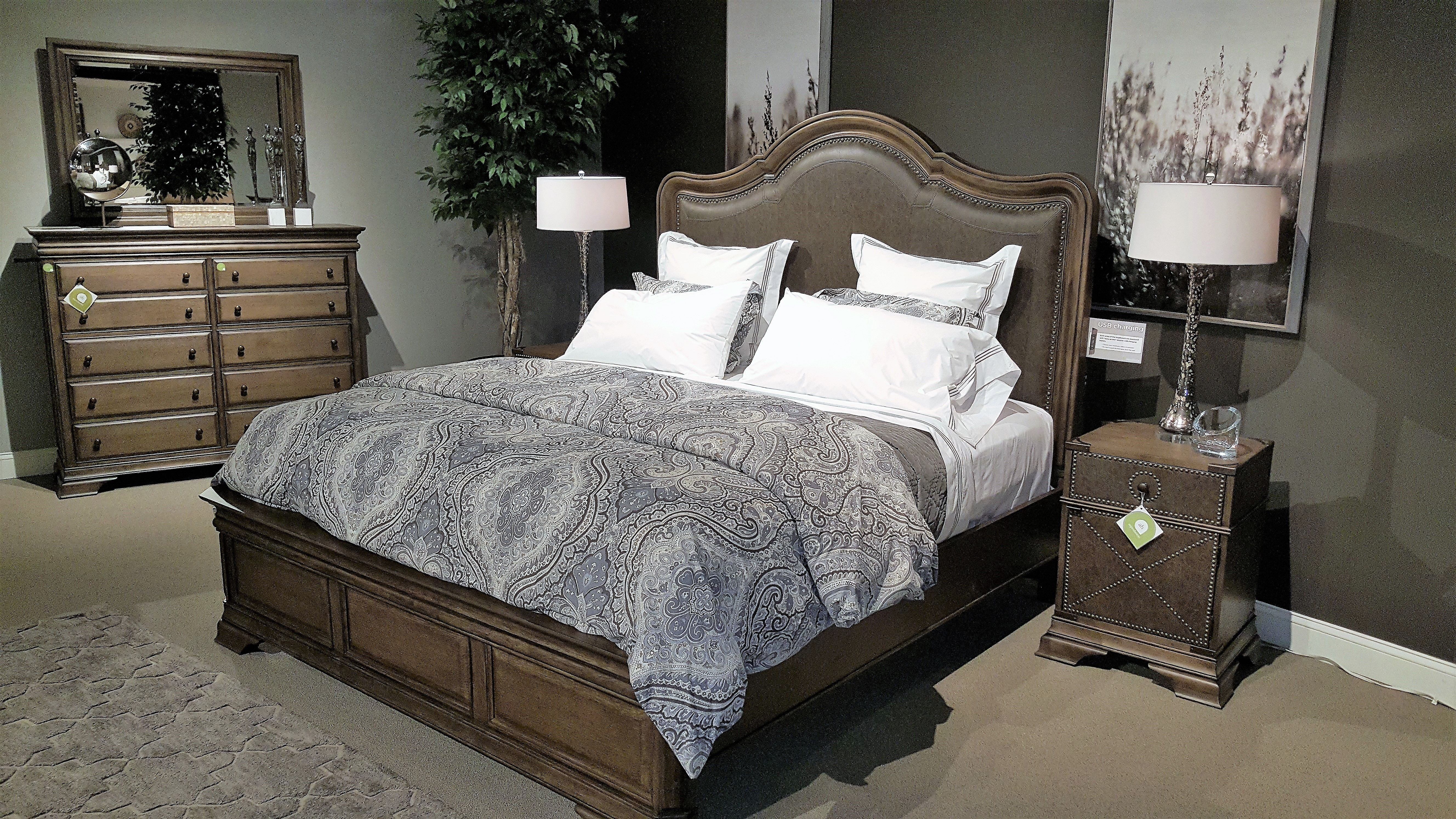 Arcadia Bedroom Collection By Aspen Home Available At L A