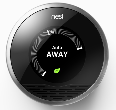 Nest 2 0 Adds Energy Saving Features Nest Learning Thermostat