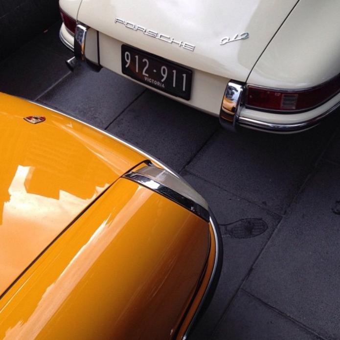 Bumpa 2 bumpa. #vintageporsche #912