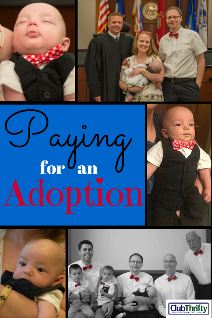 9 Ways to Pay for an Adoption and Avoid Long-Term Debt ...