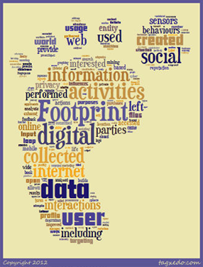 Get the Facts: Ways to Manage you Digital Footprint. ~ One of the ...
